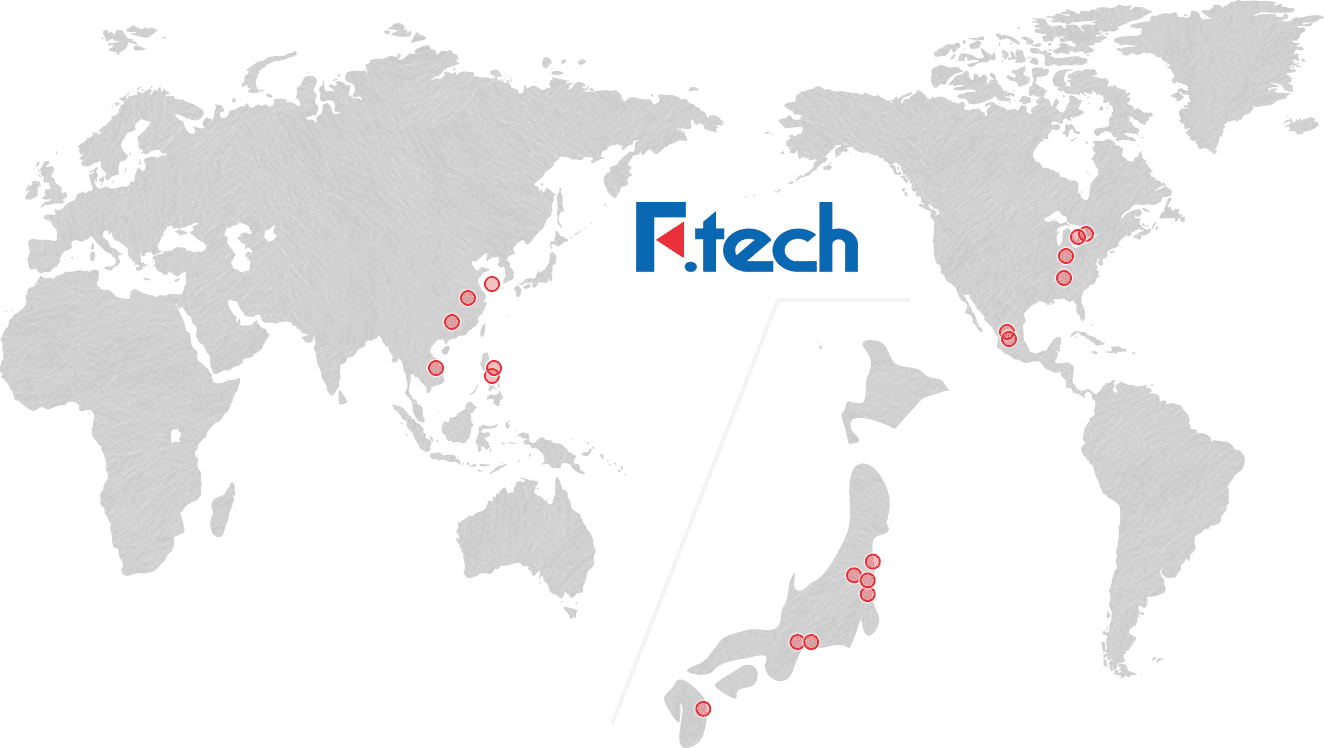 F-Tech Locations